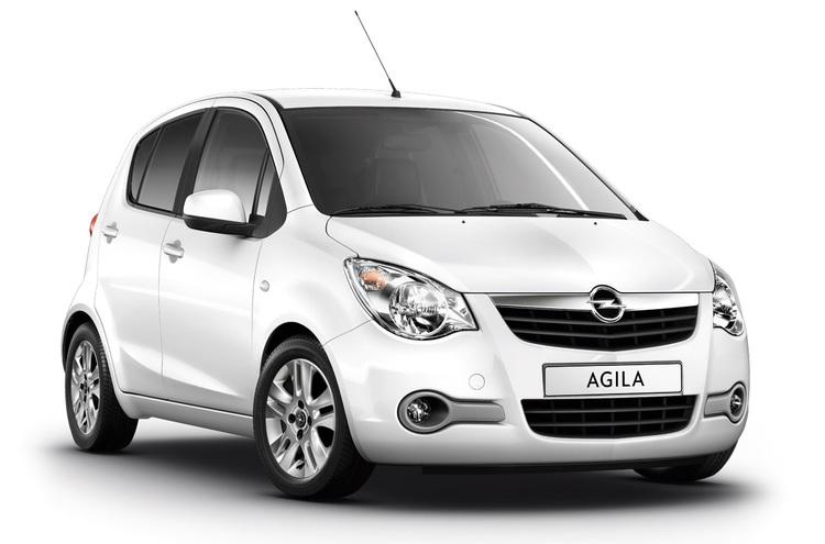 Solfilm till Opel Agila. Solfilm till alla Opel bilar från EVOFILM®.
