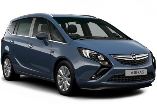 Solfilm till Opel Zafira. Solfilm till alla Opel bilar från EVOFILM®.