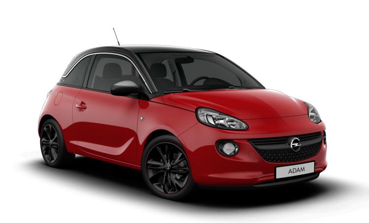 Solfilm till Opel Adam. Solfilm till alla Opel bilar från EVOFILM®.