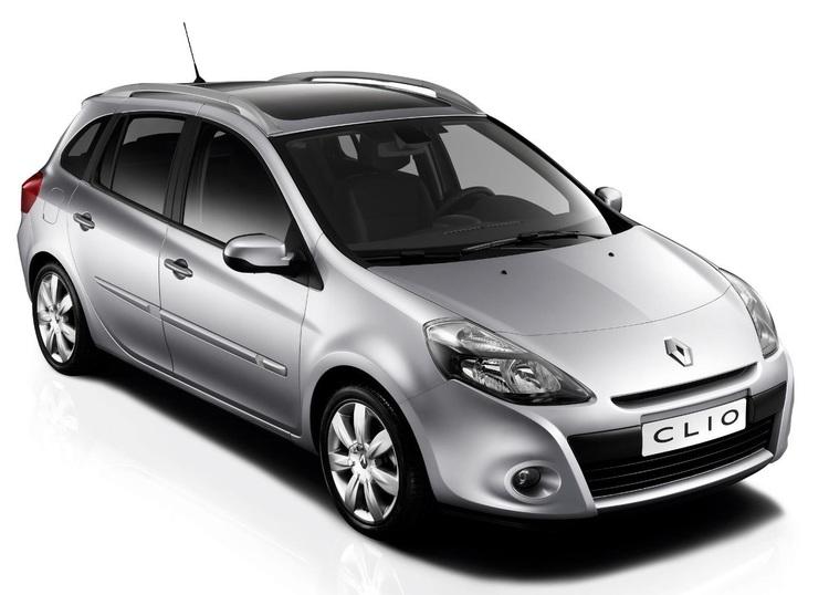 Solfilm till Renault Clio Grand Tour. Färdigskuren solfilm till alla Renault bilar från EVOFILM®.