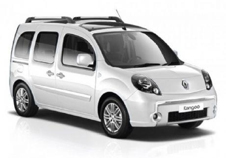 Solfilm till Renault Kangoo. Färdigskuren solfilm till alla Renault bilar från EVOFILM®.