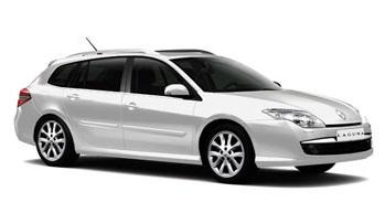 Solfilm till Renault Laguna. Färdigskuren solfilm till alla Renault bilar från EVOFILM®.