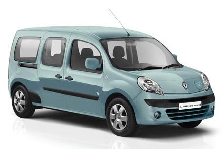 Solfilm till Renault Kangoo Maxi. Färdigskuren solfilm till alla Renault bilar från EVOFILM®.