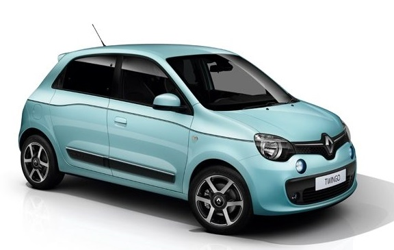 Solfilm till Renault Twingo. Färdigskuren solfilm till alla Renault bilar från EVOFILM®.