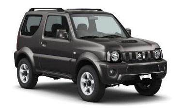Solfilm till Suzuki Jimny. Färdigskuren solfilm till alla Suzuki bilar från EVOFILM®.