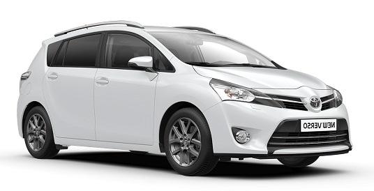 Solfilm till Toyota Verso. Solfilm till alla Toyota bilar från EVOFILM®.