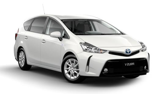 Solfilm till Toyota Prius Plus. Solfilm till alla Toyota bilar från EVOFILM®.