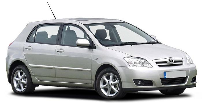 Solfilm till Toyota Corolla. Solfilm till alla Toyota bilar från EVOFILM®.
