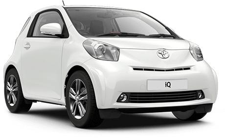 Solfilm till Toyota IQ. Solfilm till alla Toyota bilar från EVOFILM®.