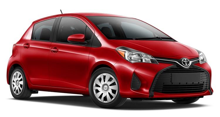 Toyota Yaris 5-d