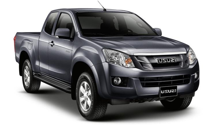 Solfilm till Isuzu Extended Cab. Solfilm till alla Isuzu bilar från EVOFILM®.