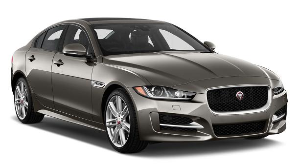 Solfilm till Jaguar XE. Solfilm till alla Jaguar bilar från EVOFILM®.