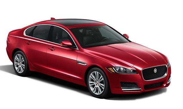 Solfilm till Jaguar XF. Solfilm till alla Jaguar bilar från EVOFILM®.