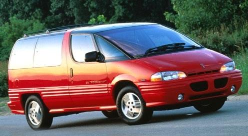 Solfilm till Pontiac Trans Sport. Solfilm till alla Pontiac bilar från EVOFILM®.