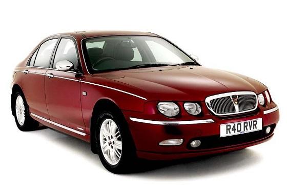 Solfilm till Rover 75. Solfilm till alla Rover bilar från EVOFILM®.