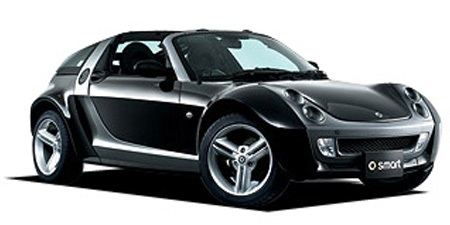 Smart Roadster coupé