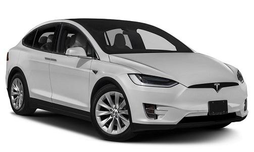 Solfilm till Tesla Model X. Solfilm till alla Tesla bilar från EVOFILM®.