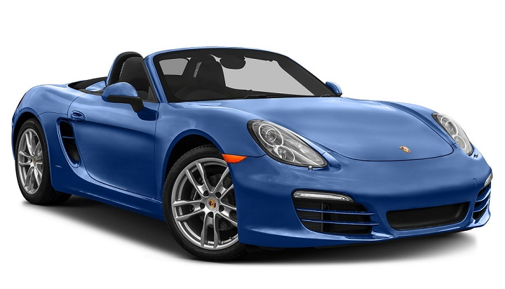 Solfilm till Porsche Boxster. Solfilm till alla Porsche bilar från EVOFILM®.