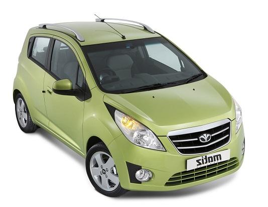 Solfilm till Daewoo Matiz. Solfilm till alla Daewoo bilar från EVOFILM®.