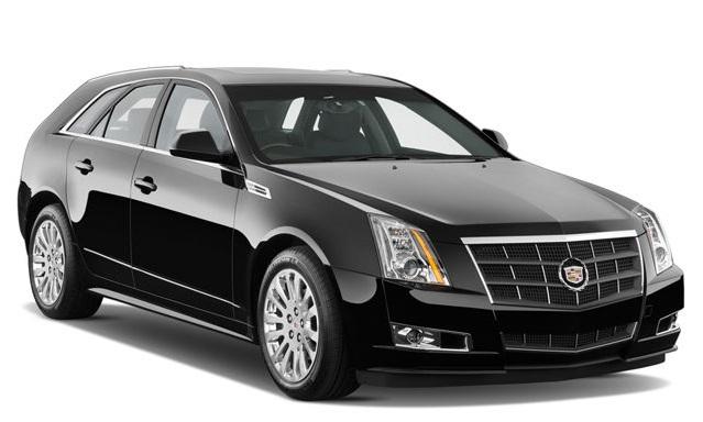 Solfilm till Cadillac CTS. Färdigskuren solfilm till alla Cadillac bilar från EVOFILM®.