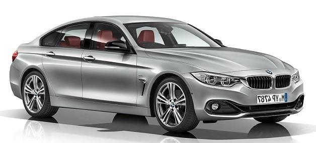 Solfilm BMW 4-serie Gran Coupé. Färdigskuren solfilm till alla BMW från EVOFILM®.