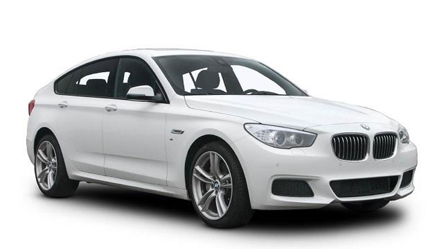 Solfilm BMW 5-serie Gran Turismo. Färdigskuren solfilm till alla BMW från EVOFILM®.