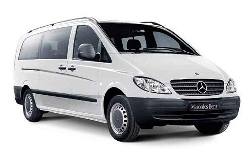 Solfilm till Mercedes Vito L2. Solfilm till alla Mercedes bilar från EVOFILM®