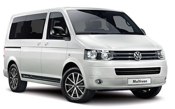 Volkswagen T5 Transporter (SWB)