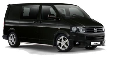 Solfilm till Volkswagen T5 Kombi. Solfilm till alla Volkswagen bilar från EVOFILM®.