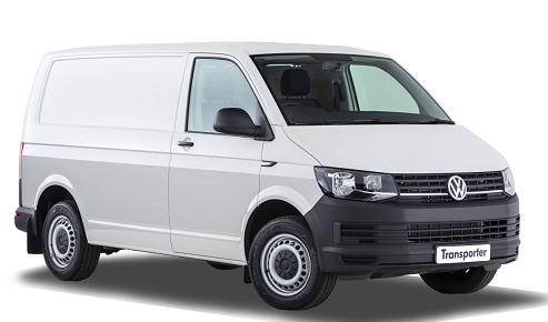 Solfilm till Volkswagen  T5 Van (skåpbil). Solfilm till alla Volkswagen bilar från EVOFILM®.