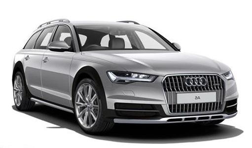 Solfilm till Audi A6 Allroad. Färdigskuren solfilm till alla Audi bilar från EVOFILM®.