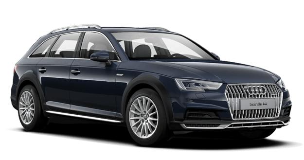 Solfilm till Audi A4 Allroad. Färdigskuren solfilm till alla Audi bilar från EVOFILM®.