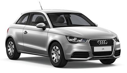 Solfilm till Audi A1. Färdigskuren solfilm till alla Audi bilar från EVOFILM®.