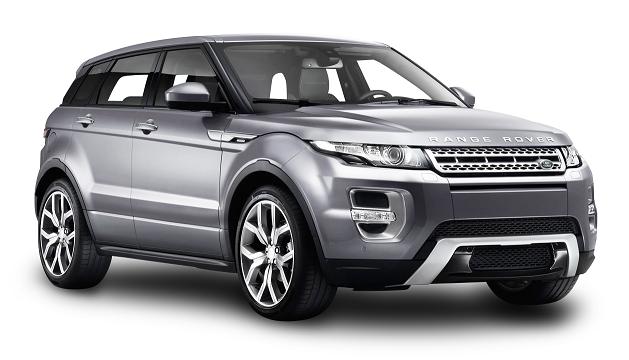 Solfilm till Range Rover Evoque. Solfilm till alla Land Rover bilar från EVOFILM®.