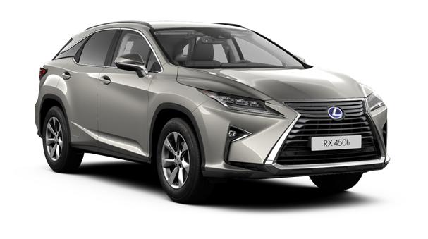 Solfilm till Lexus RX. Solfilm till alla Lexus bilar från EVOFILM®.
