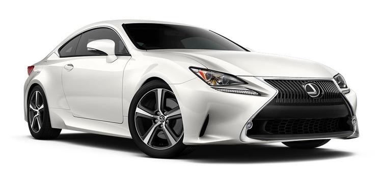 Solfilm till Lexus RC. Solfilm till alla Lexus bilar från EVOFILM®.