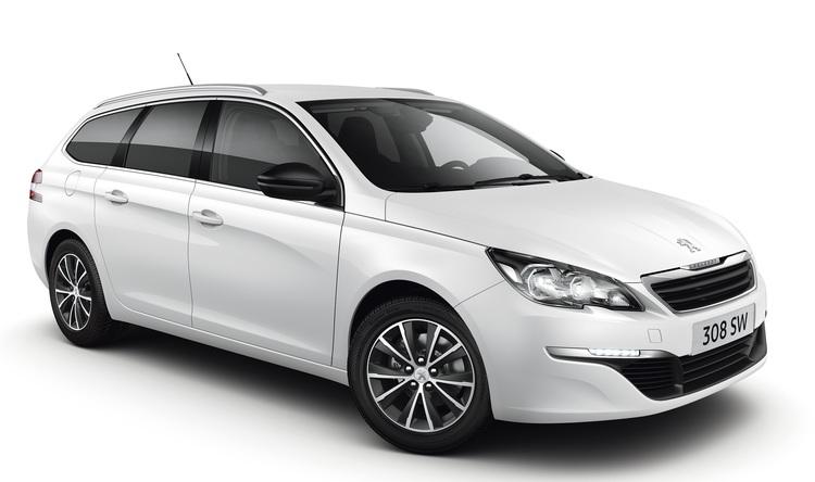 Solfilm till Peugeot 308 SW. Färdigskuren solfilm till alla Peugeot bilar.