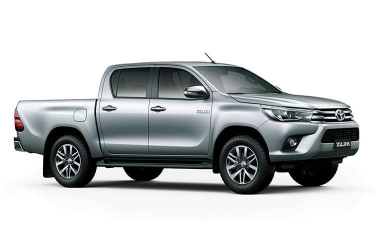 Toyota Hilux Crew cab