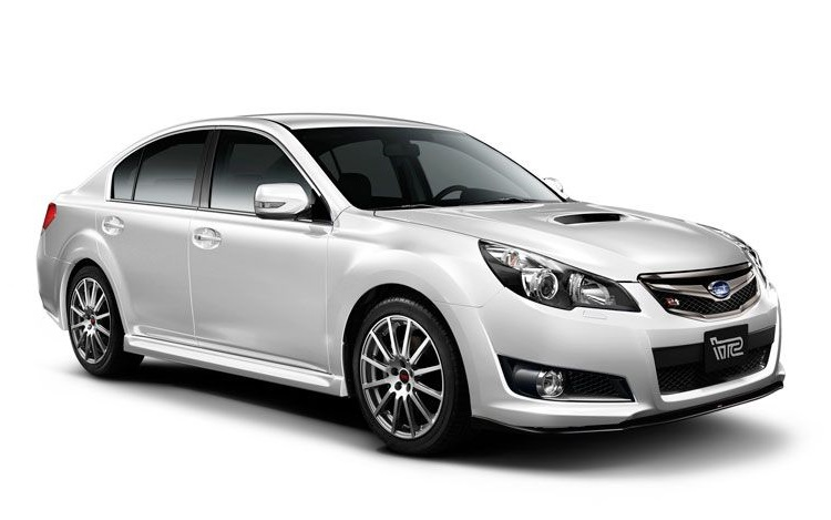 Solfilm till Subaru Legacy sedan. Solfilm till alla Subaru bilar.