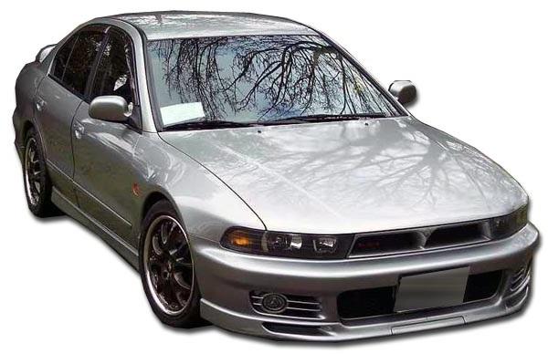 Solfilm till Mitsubishi Galant sedan. Färdigskuren solfilm till alla Mitsubishi bilar.