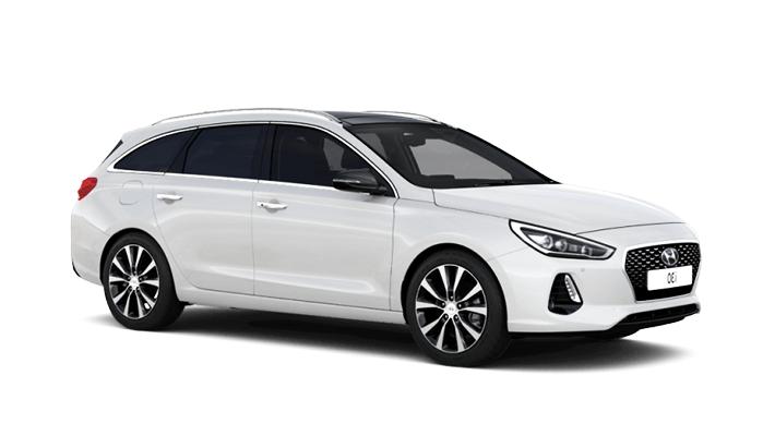 Solfilm till Hyundai i30 kombi. Färdigskuren solfilm till alla Hyundai bilar.