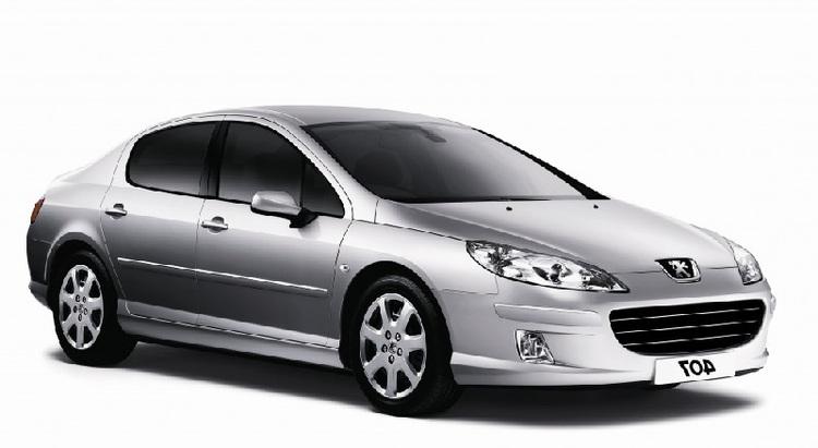 Solfilm till Peugeot 407 sedan. Färdigskuren solfilm till alla Peugeot bilar.