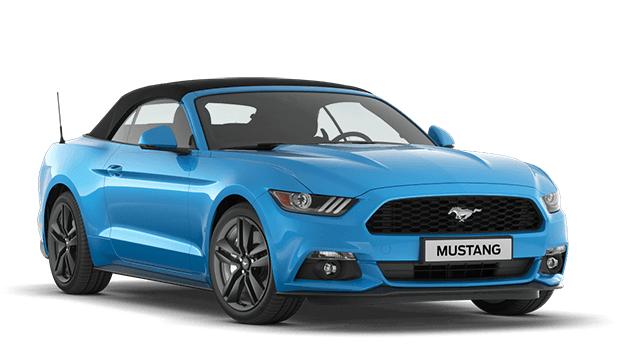 Solfilm till Ford Mustang cabriolet. Färdigskuren solfilm till alla Ford bilar.