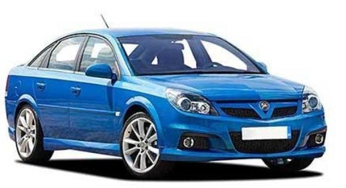 Solfilm till Opel Vectra halvkombi. Färdigskuren solfilm till alla Opel bilar.