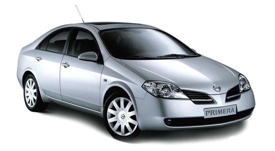 Solfilm till Nissan Primera sedan. Solfilm till alla Nissan bilar från EVOFILM®.