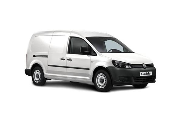 Solfilm till VW Caddy Maxi Van.