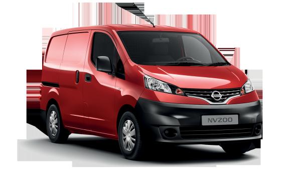 Solfilm till Nissan NV200 Van