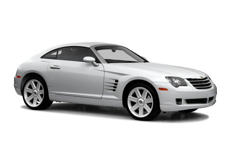 Solfilm till Chrysler Crossfire alla årsmodeller.