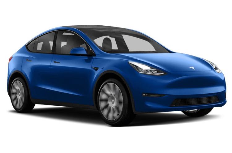Solfilm till Tesla Model Y alla årsmodeller.