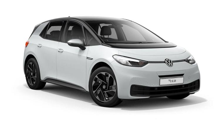 Solfilm till Volkswagen Volkswagen ID.3 alla årsmodeller.
